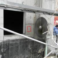 Фото 9. Резка проемов, Нижний Тагил, ул. Восточная, 60
