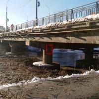 Фото 2. Нижний Тагил, мост на ул. Фрунзе