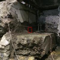 Фото 11. Резка фундамента ВСМПО